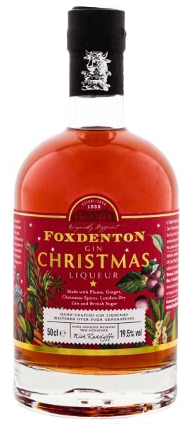 Foxdenton Christmas Liqueur 0,5L 19,5%