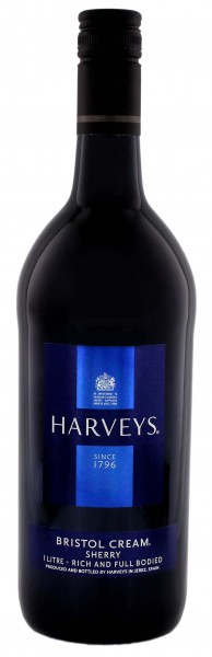 Harveys Bristol Cream Sherry, 1 L