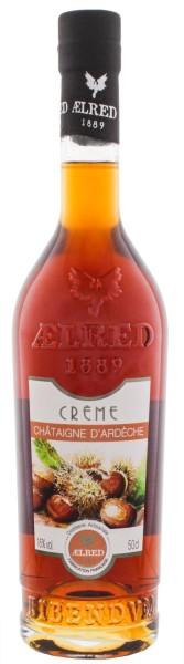 Aelred Liqueur 1889 Creme Chataigne D'Ardeche (Kastanie) 0,5L 16%
