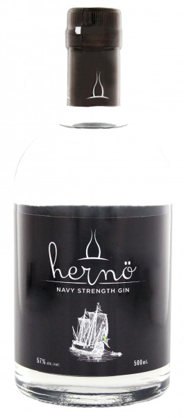 Hernö Navy Strength Gin (Bio) 0,5L