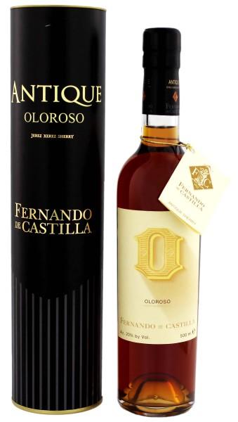 Fernando de Castilla Sherry Oloroso Antique