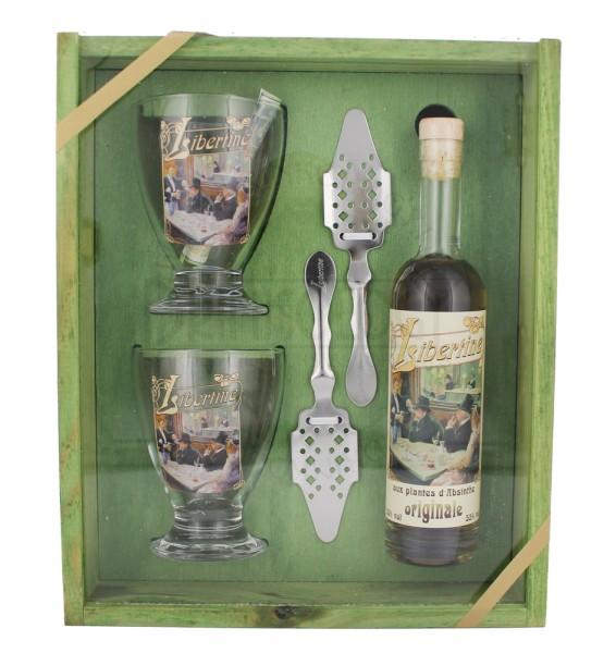 Absinthe Libertine Originale Giftpack
