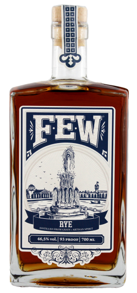 FEW Rye Whiskey 0,7L 46,5%