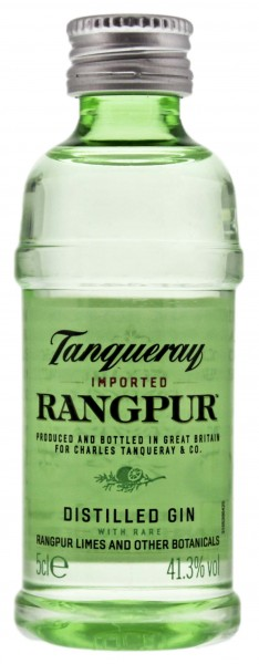 Tanqueray Dry Gin Rangpur Miniatur 0,05L 41,3%