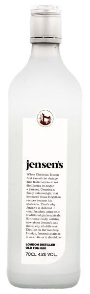 Jensen's Old Tom Gin 0,7L 43%