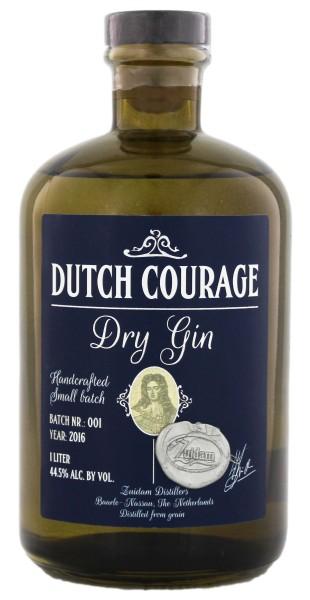 Zuidam Dutch Courage Dry Gin 0,7L 44,5%