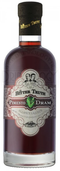 The Bitter Truth Pimento Dram Liqueur, 0,5 L, 22%
