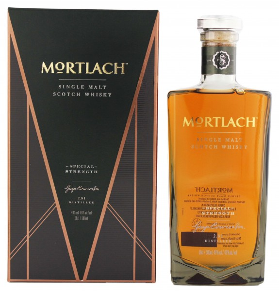 Mortlach Special Strength 0,5L 49%