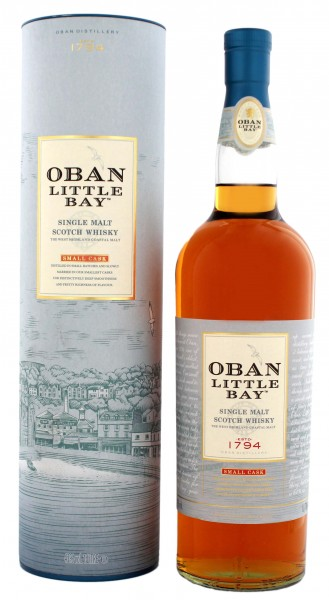 Oban Single Malt Whisky Little Bay 1,0L 43%
