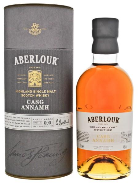 Aberlour Casg Annamh Batch 1 Non Chill Filtered 0,7L 48%