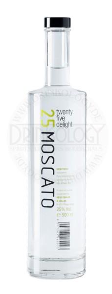 Twenty Five Delight 25 Moscato, 0,5 L, 25%