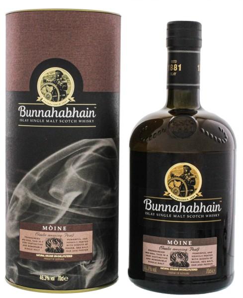 Bunnahabhain Moine Islay Single Malt Whisky 0,7L 46,3%