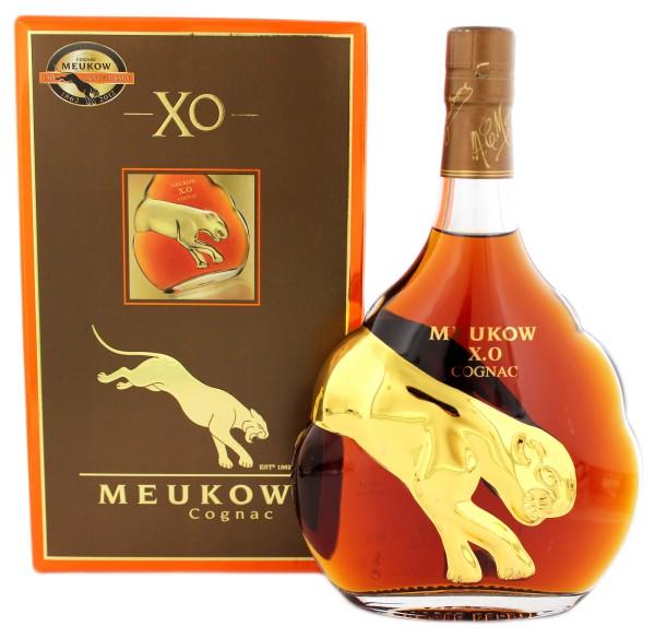 Meukow Vanille Cognac, 0,7 L, 40%