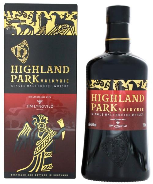 Highland Park Single Malt Whisky Valkyrie