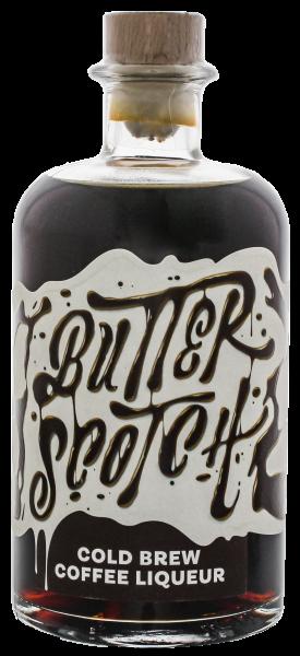Butterscotch Cold Brew Coffee Liqueur 0,5L 20%