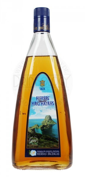 Mari Mayans Hierbas Ibicencas 1,0L 26%