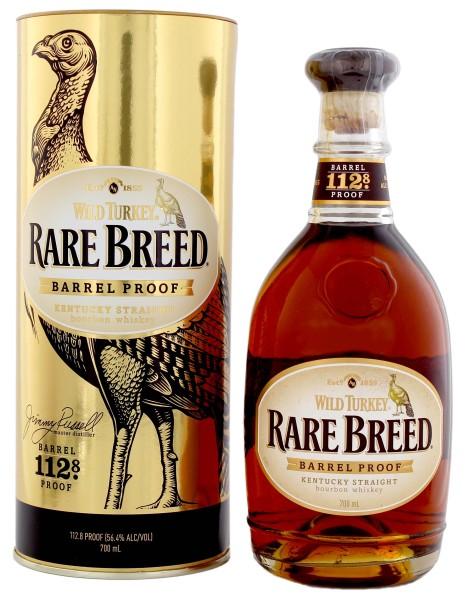 Wild Turkey Bourbon Whiskey Rare Breed 0,7L 56,4%
