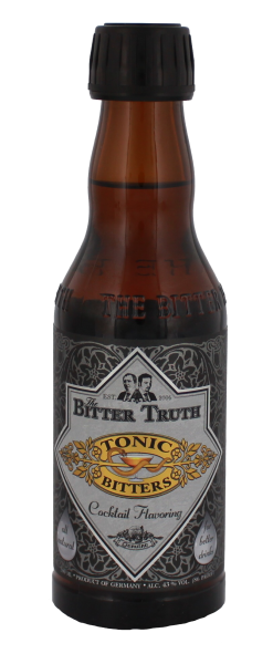 The Bitter Truth Tonic Bitters, 0,2 L, 43%