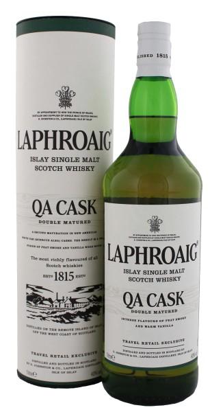 Laphroaig Single Malt Whisky QA Cask 1,0L 40%