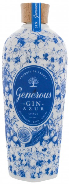 Generous Gin Azur 0,7L 40%