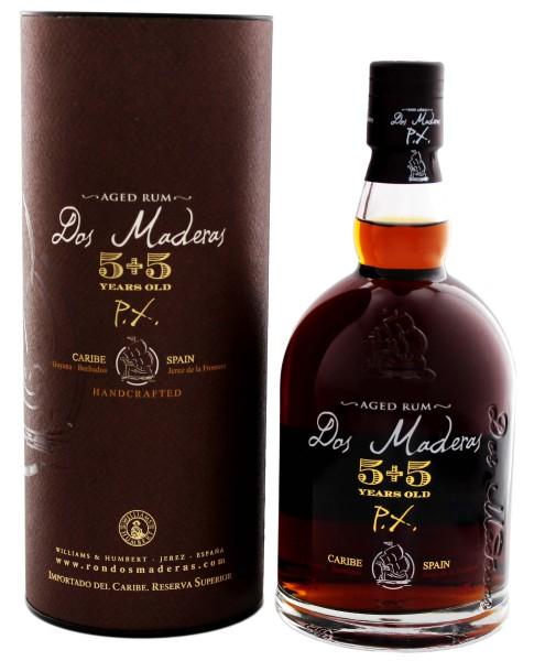 Dos Maderas Rum PX 5 + 5