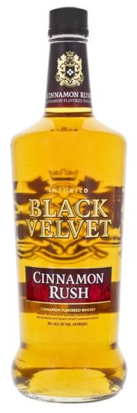 Black Velvet Cinnamon Rush 1,0L 35%
