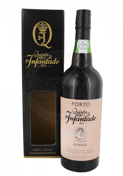 Quinta do Infantado Reserva Dona Margarida Port 0,75L 19,5%