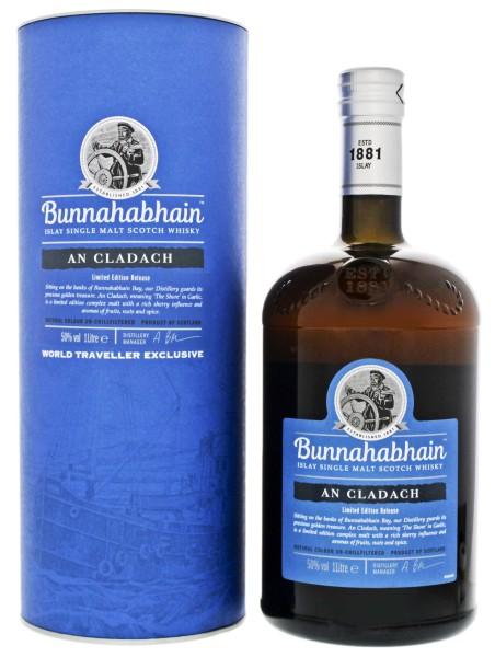 Bunnahabhain An Cladach Limited Edition Release 1,0L 50%