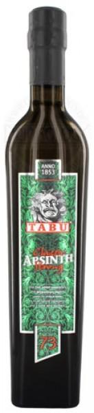 Tabu Absinth Classic Strong, 0,5 L, 73%