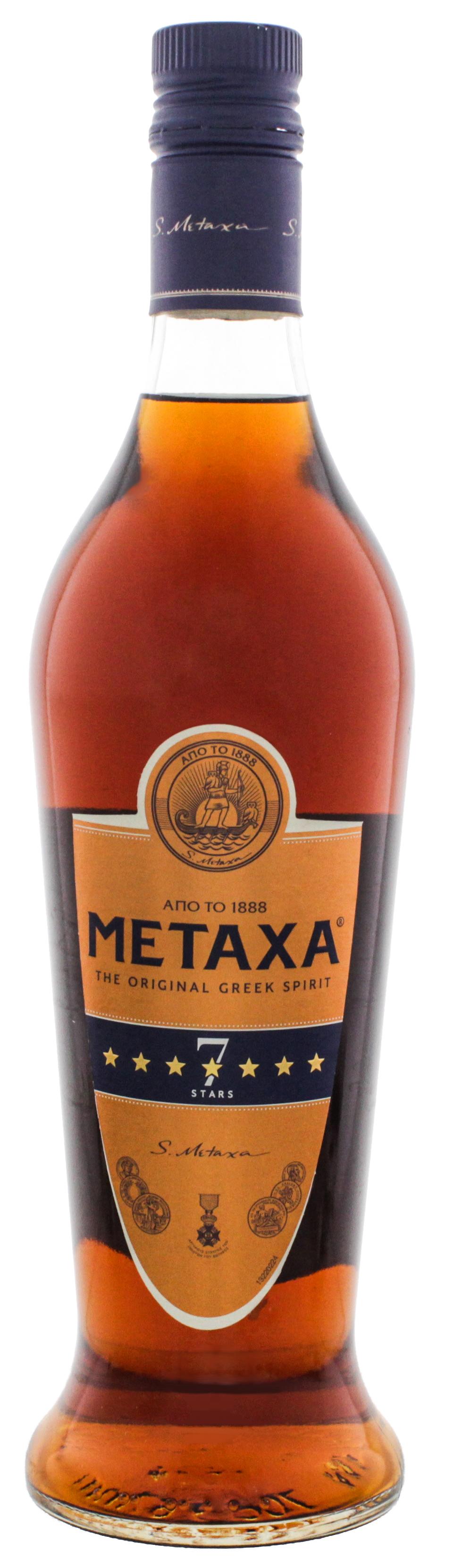 metaxa 7 stern 700ml jetzt kaufen im drinkology online shop