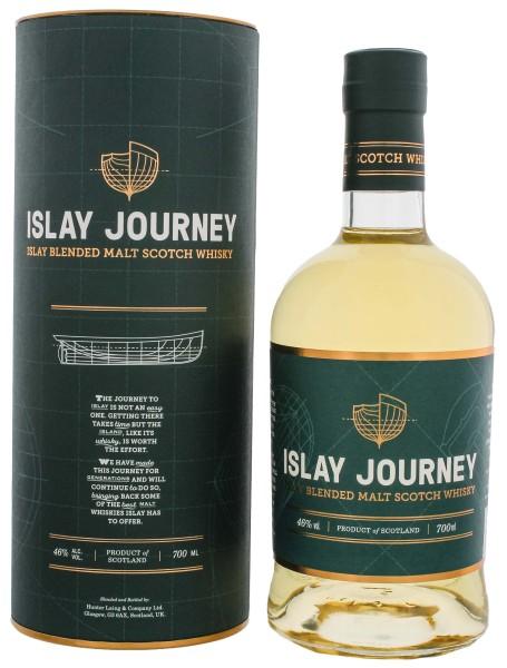 Islay Journey Blended Malt Whisky 0,7L 46%
