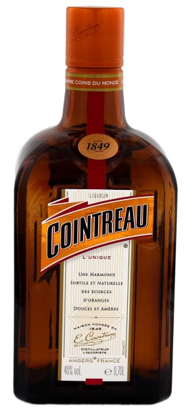 Cointreau Orange Liqueur, 0,7 L, 40%
