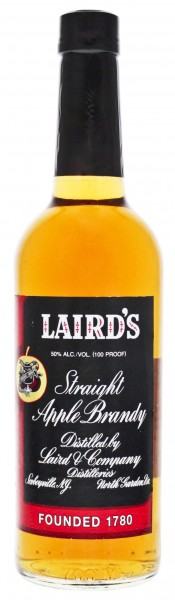Lairds Straight Apple Brandy 0,7L 50%