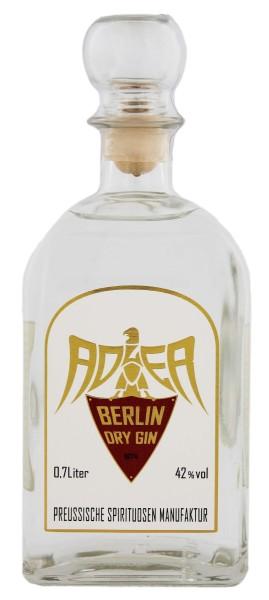 Adler Berlin Dry Gin, 0,7 L, 42%