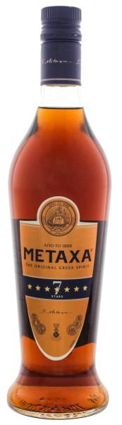 Metaxa 7* Stern, 0,7L 40%