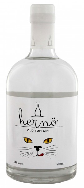 Hernö Old Tom Gin (Bio) 0,5L