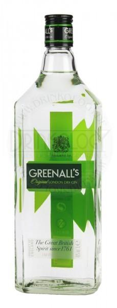 Greenalls London Dry Gin, 1 L, 40%