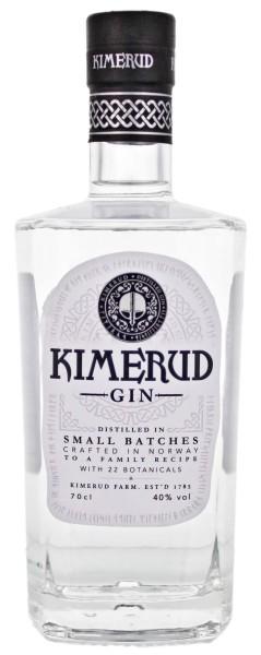 Kimerud Norway Craft Distilled Gin 0,7L 40%