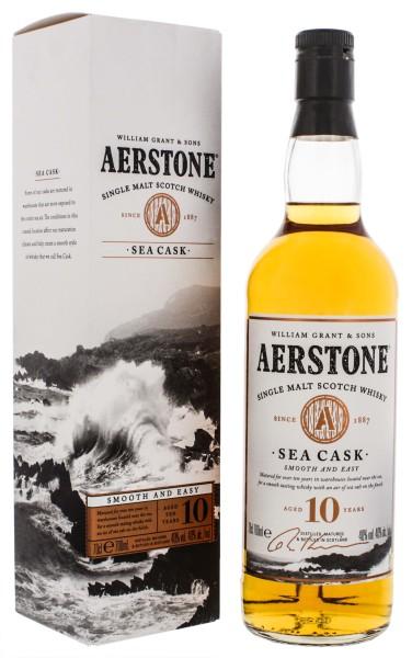 Aerstone Single Malt Whisky 10 Jahre Seacask 0,7L 40%