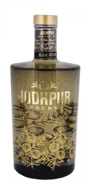 Jodhpur Reserve London Dry Gin 0,5L 43%