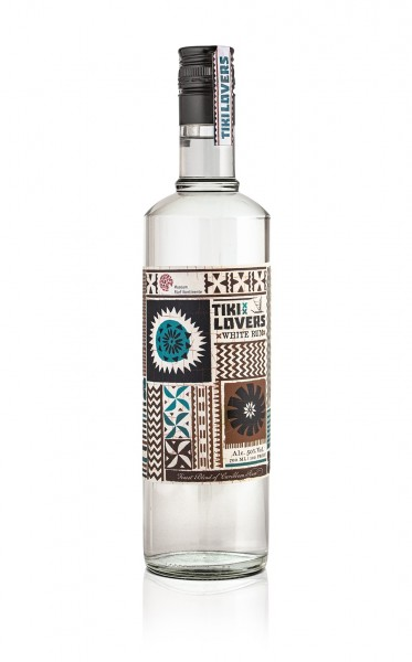 Tiki Lovers White Special Edition 0,7L 50%