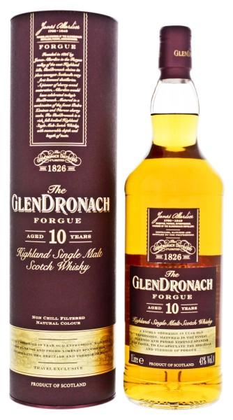 The Glendronach Forgue 10YO 1,0L 43%