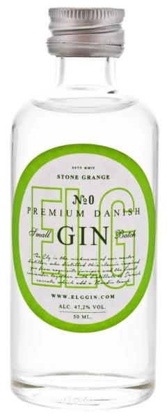 Elg No. 0 Gin Miniatures 0,05L 47,2%