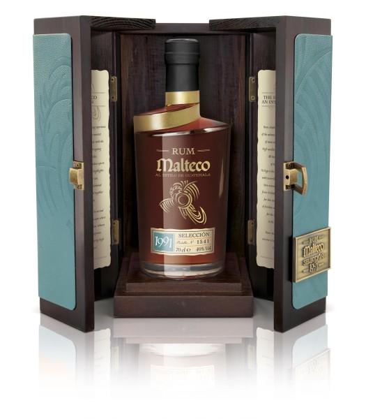 Malteco Rum Seleccion 1991 0,7L 40%