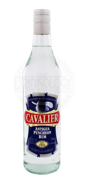 Cavalier Antigua Puncheon Rum 0,7L 65%