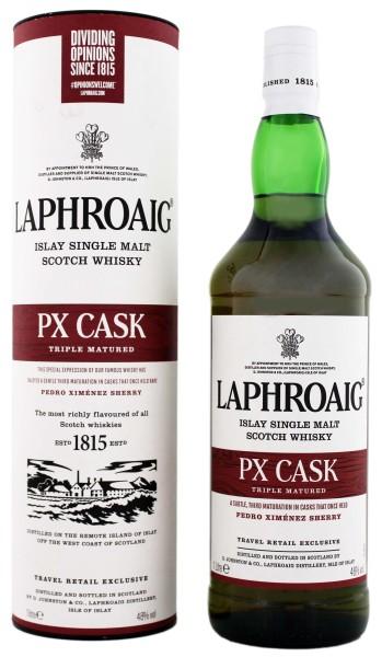 Laphroaig Single Malt Whisky PX Cask 1,0L 46%
