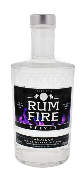 Rum Fire Velvet Overproof 0,35L