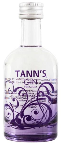 Tanns Gin Miniatur 0,05L 40%