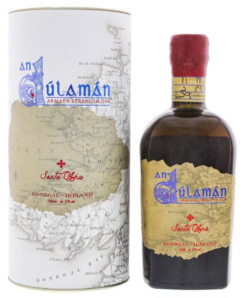 An Dulaman Santa Ana Amada Strength Gin 0,5L -57%-