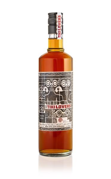 Tiki Lovers Dark Rum Special Edition 0,7L 57%